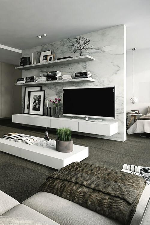 21 Modern Living Room Decorating Ideas | Living room decor modern .