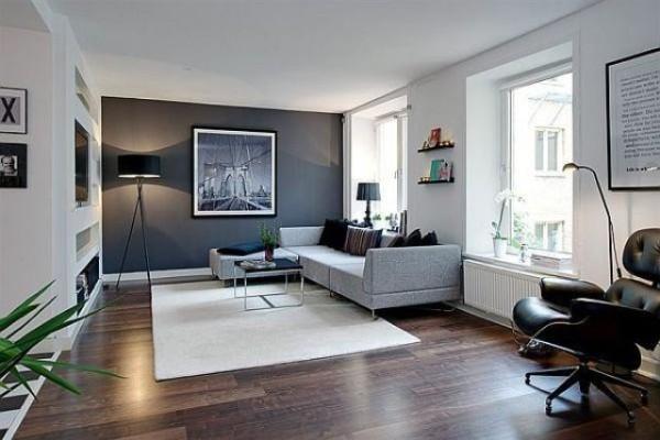 Minimalist Living Room Desig