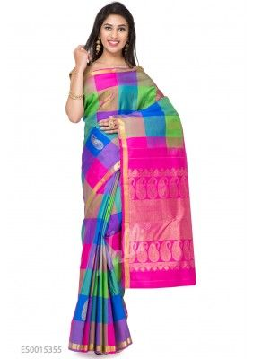 Multi Colour Sarees