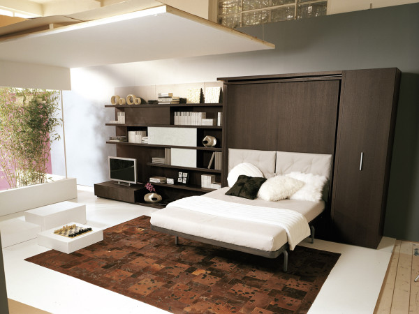 Bedroom Cool Murphy Bed Designs Modern On Bedroom In Furniture .