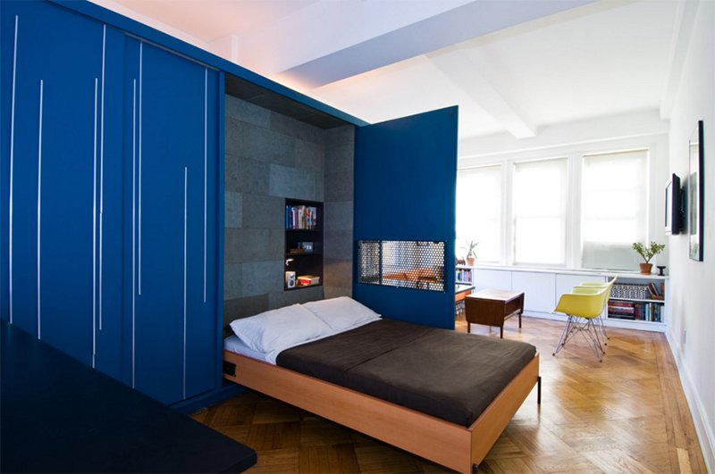 25 Murphy Bed Designs Perfect for Small Spaces | Home Design Lov