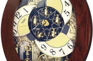 Rhythm Musical Clocks Precious Angels - 4MJ894WD06 for sale online .