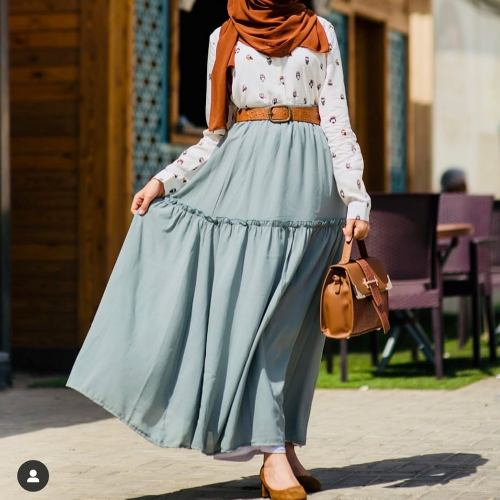Hijab fashion and Muslim style | | Just Trendy Gir