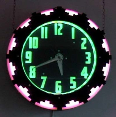 Old Antique Neon Clocks Wanted In Any Conditio