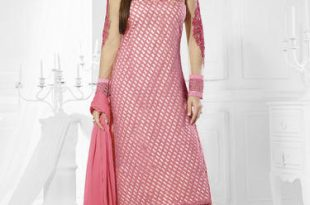 Georgette Light Pink Designer Net Salwar Kameez, Rs 2100 /piece .