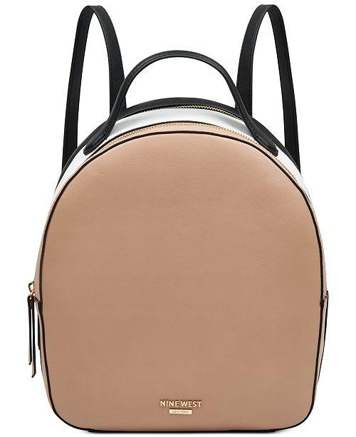 Nine West Yazmina Edyta Backpack & Reviews - Handbags .