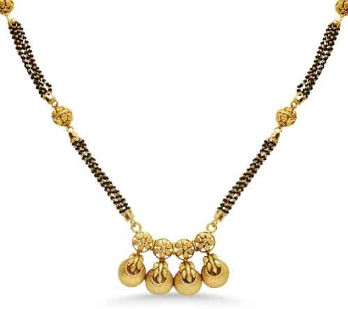 15 Trending Collection of North Indian Mangalsutra Desig
