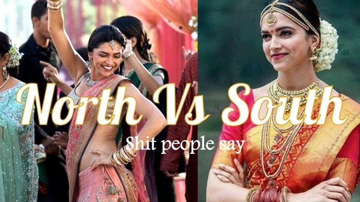 What are the reasons behind differences in north and south indian .