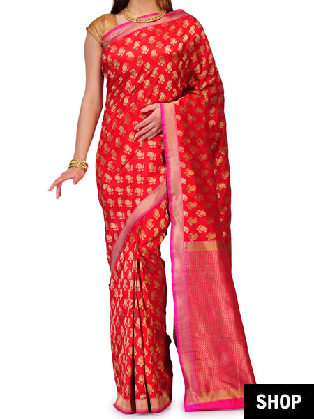 North Indian Sarees For The Woman Who Loves Her Six Yards | The .