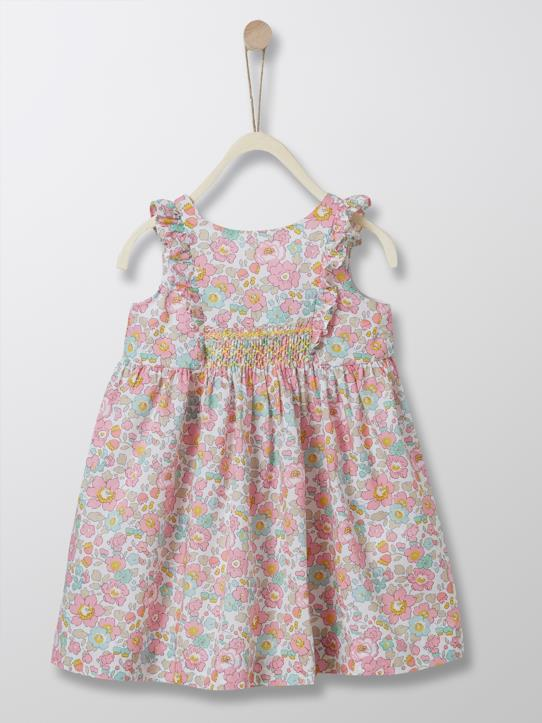 Baby's Liberty floral special occasion dress - liberty betsy, Babi