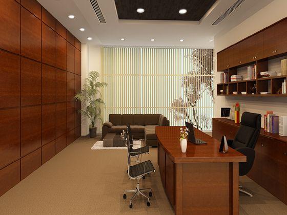 Personal Cabin Area-Altitude Design. | Modern office interiors .