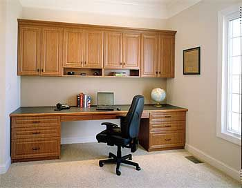 The Office Cabinets Built In Design Furniture - Zeospot.com .