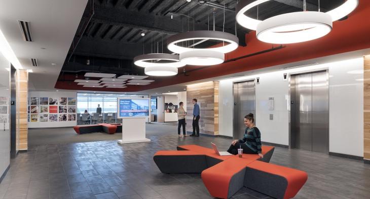 15+ Office Ceiling Light Designs, Ideas | Design Trends - Premium .