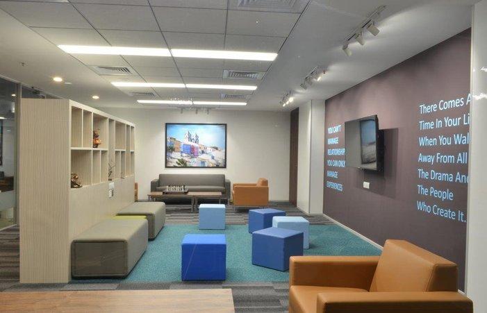 Modern Corporate Office Ceiling Designs Roseate Design Interiors .