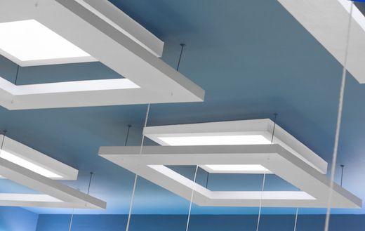 20 Office false ceiling design ideas, materials, advantages .