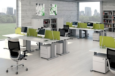 9 Latest Office Cubicle Designs With Pictures In 20