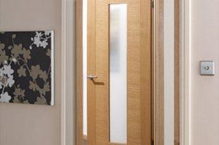 Office Door Oak Wooden Door Design With Glass - Buy Door With .