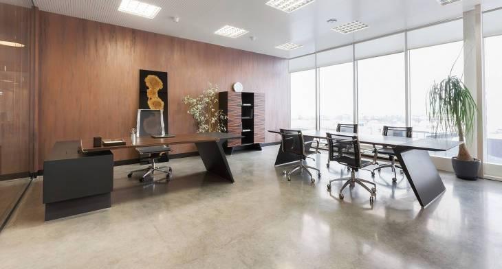 18+ Modern Office Furniture Designs, Ideas   Design Trends .