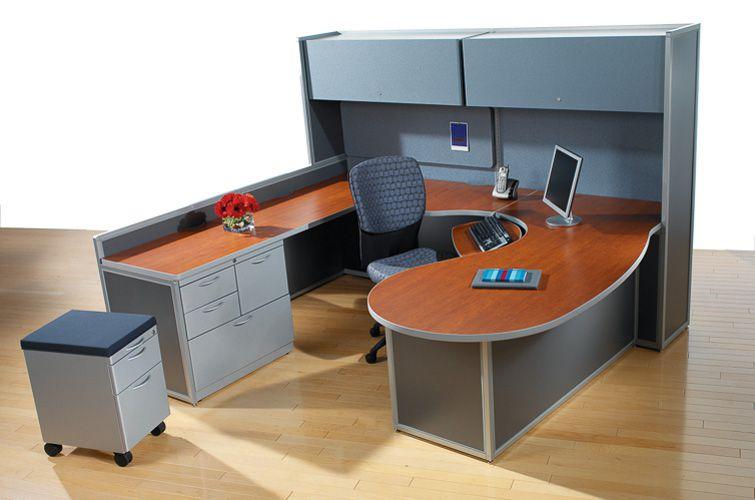 Custom Office Furniture Design Solutions with Modular Office Furnitu