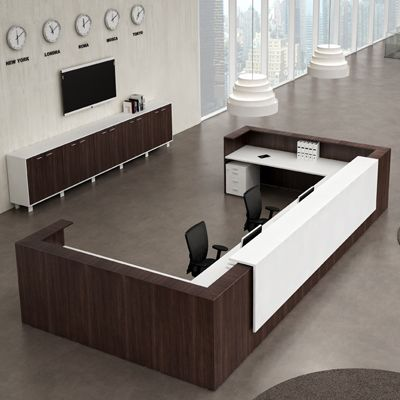 Reception Desks - Contemporary and Modern Office Furniture .