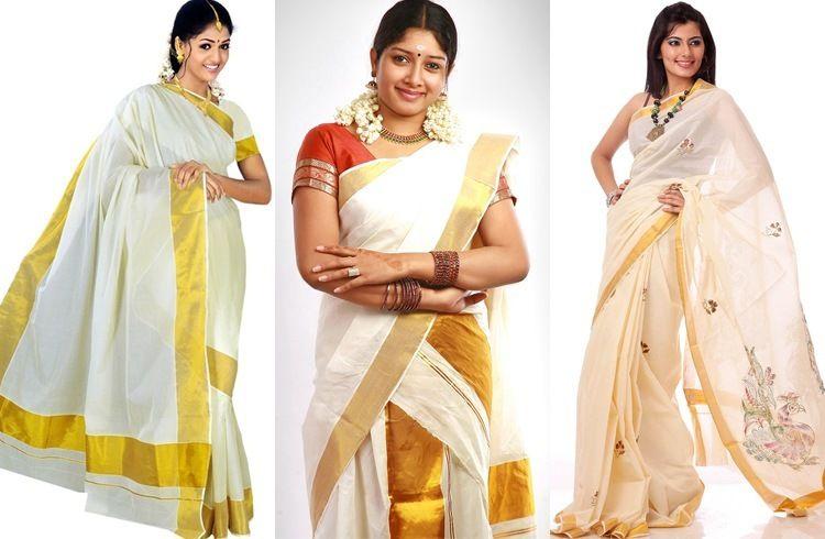 Onam Sarees – Kerala's Best Kept Secret For Onam Celebrations (mit .