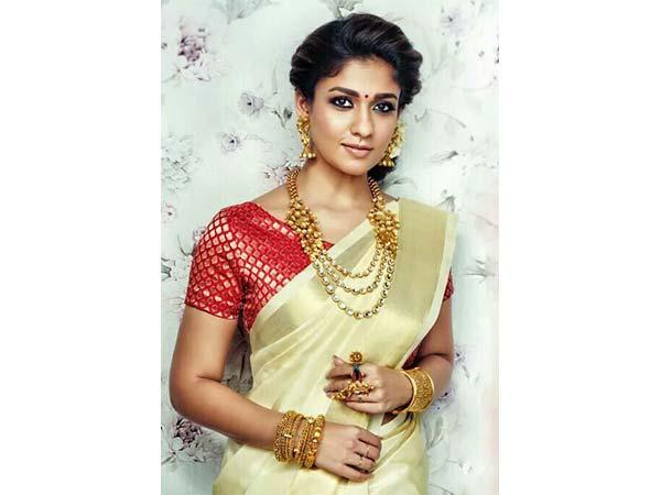 10 Ways To Style Your Kerala Sarees This Onam #BeYourOwnStylist .