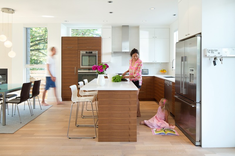 35 Open Concept Kitchen Designs That Really Wo
