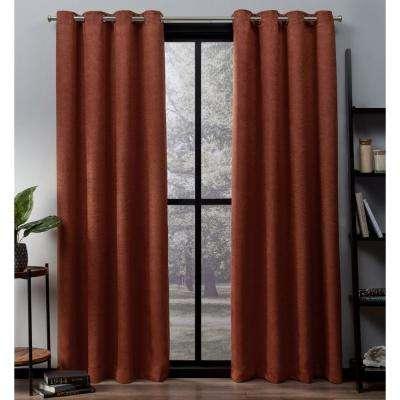Orange - Curtains & Drapes - Window Treatments - The Home Dep