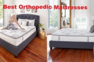 Top 15 Best Orthopedic Mattresses in 2020 - Super Comfy Sle