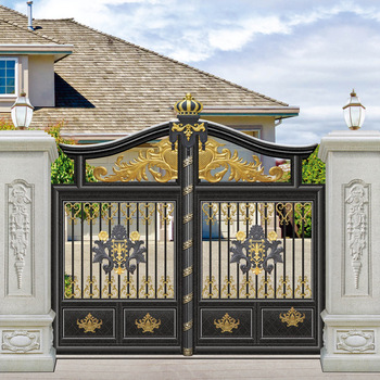 Luxury Outdoor Gate Desi