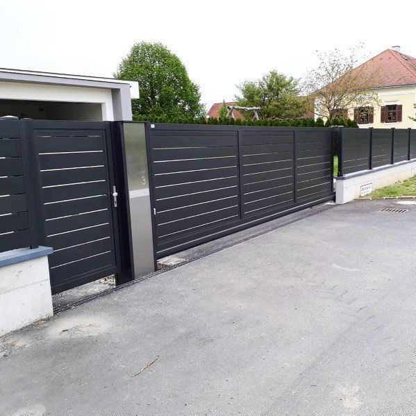Outdoor Gate Designs