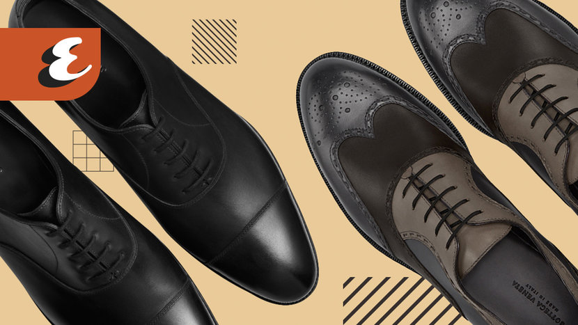 Oxford vs Brogues: what's the difference? - Esquire Middle Ea