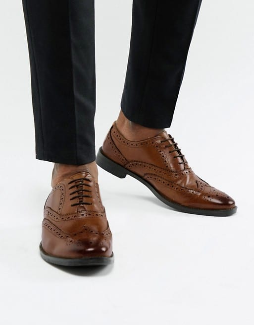 """Is it Really About """"Oxfords not Brogues""""? 