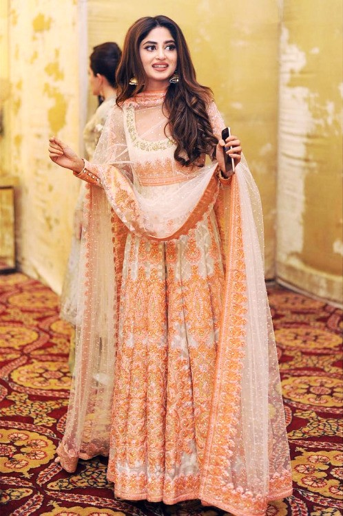 Pakistani Party Wear - 35 Party Outfits For Pakistani Gir