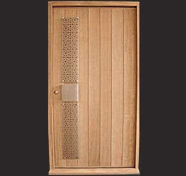 Modern Panel Doors: Geometry-Inspired Designs for Sleek .
