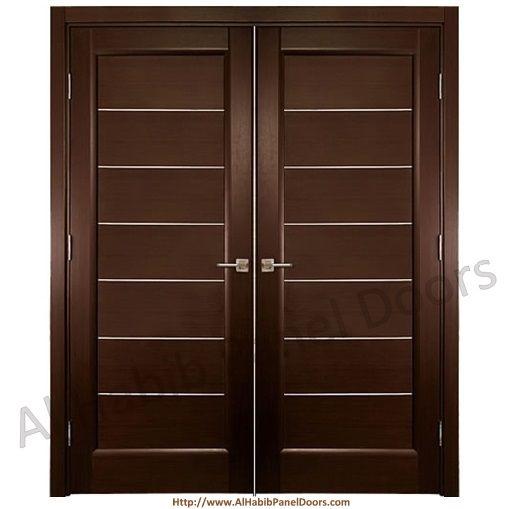 Main Stripes Door Hpd476 - Main Doors - Al Habib Panel Doors (With .