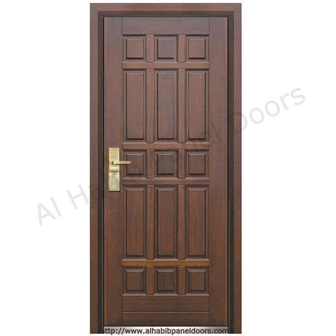 Panel Door Designs