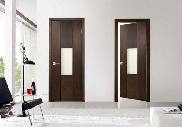 15 Wooden Panel Door Designs | Home Design Lov