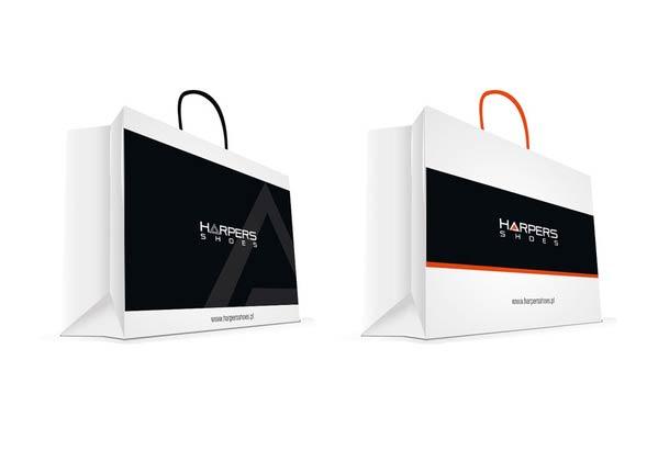 40 Creative Paper Bag Design Ideas - Jayce-o-Yes