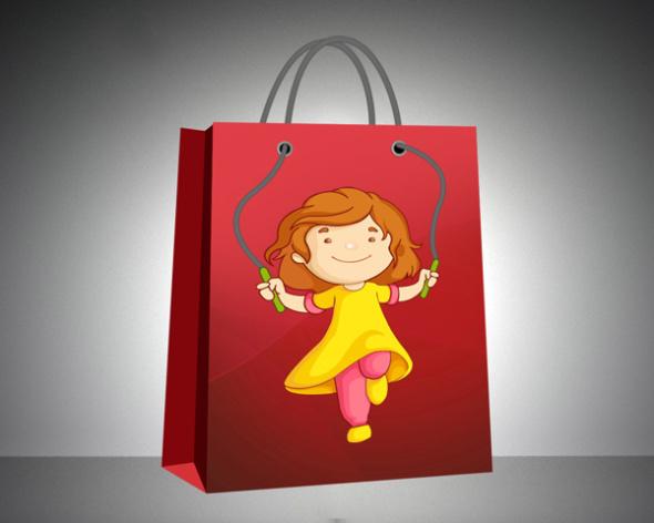 Creative Paper Bag Designs | ArtYea