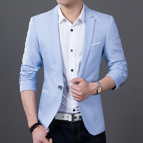 Slim Fit Mens Plain Party Wear Blazer, Rs 1100 /piece Arwa Fashion .