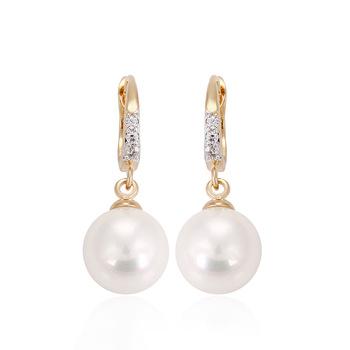 Pearl Earrings Designs