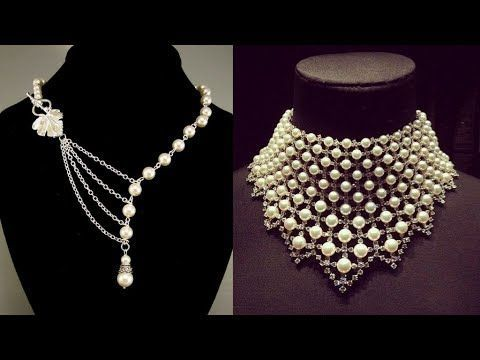 What's the Best Way to Wear Your Pearl Necklace? (With images .