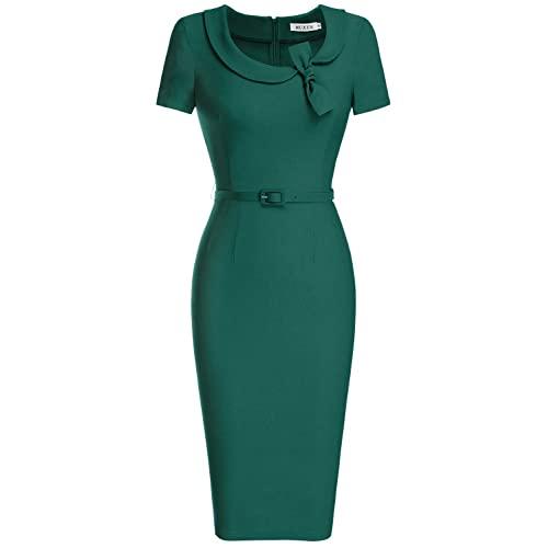 50s Pencil Dress: Amazon.c