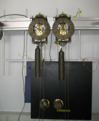 Why Pendulum Clocks Mysteriously Sync Up | Live Scien