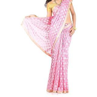 Online Phulkari Sarees Prices - Shopclues Ind