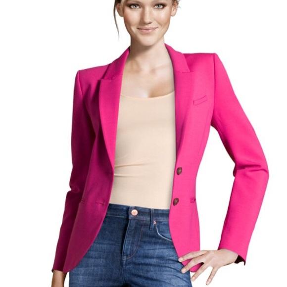H&M Jackets & Coats | Nwot Pink Blazer | Poshma