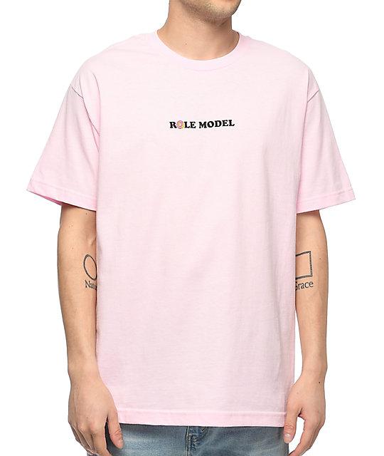 Odd Future Role Model Pink T-Shirt | Zumi