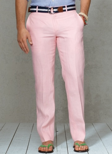 Stylish Designs of Pink Trousers for Men and Women in Fashi