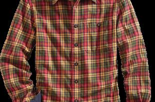 Orton Brothers Lightweight Tartan Plaid Shirt for M
